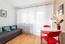Mieszkanie czteropokojowe